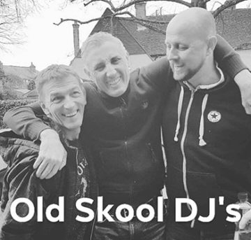 Old Skool DJ's